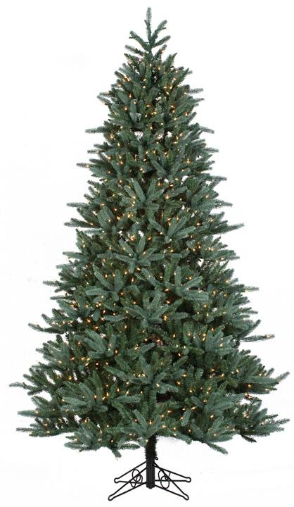 Pre Lit Fraser Fir Christmas Tree
